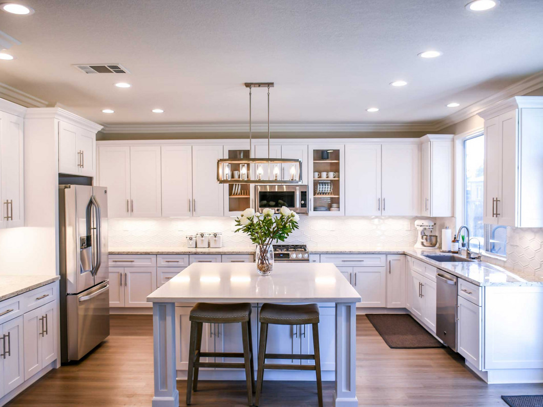A Skilled Chef Needs a Well-Designed Kitchen